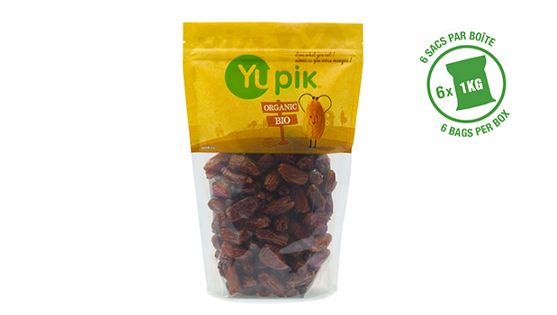Organic dates.