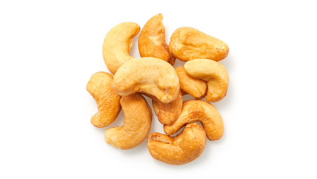 Cashews, Non GMO Canola oil.