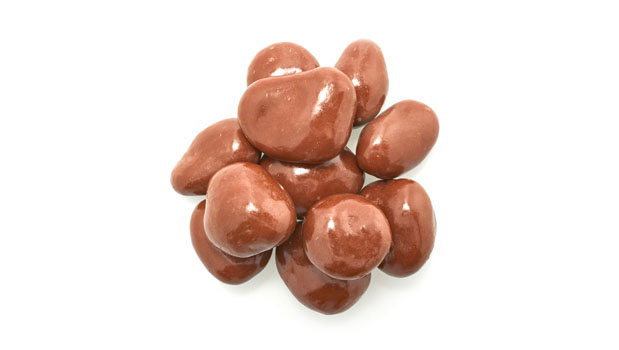 Chocolate (contains: sugar, cocoa butter, chocolate liquor, whole milk powder, soy lecithin (emulsifler), vanillin (artificial flavour), cranberries, gum arabic, shellac, salt.