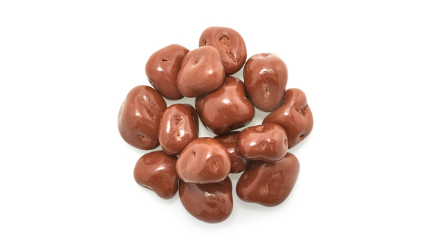 Pure milk chocolate  (sugar, cocoa butter, milk, chocolate liquor, soy lecithin, salt, artificial flavour), coconut (sugar, sulphites, citric acid), arabic gum, confectioner's glaze.