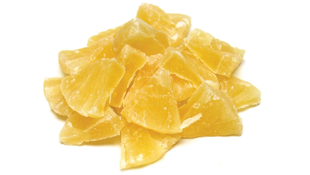 Pineapple,  sugar, citric acid.