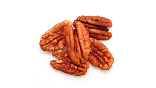 Organic pecans.