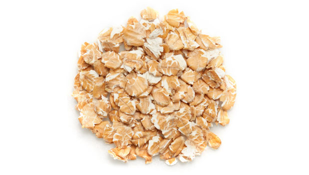 Organic wheat flake.