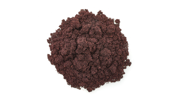 Organic maqui powder (freeze dried).
