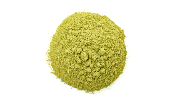 Kale powder (organic).