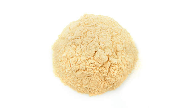 Organic lucuma powder.