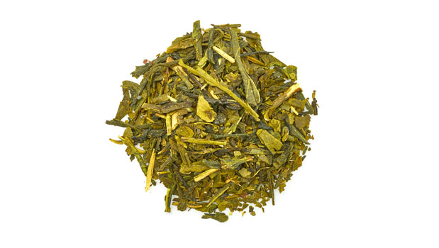 Organic sencha green tea.